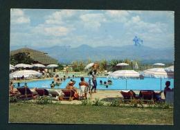 BURUNDI  -  Hotel Club De Vacances  Used Postcard As Scans - Burundi