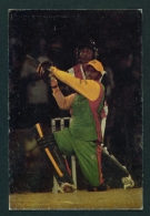 GUYANA -  The Million Dollar Shot  (Cricket)  Used Postcard As Scans - Other