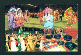 GUYANA -  Carifesta  Multi View  Used Postcard As Scans - Other
