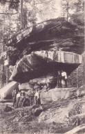 ALTE  AK  KASTELSTEIN Bei Freudenstadt / BW - Teilansicht -  Gelaufen 1907 - Freudenstadt