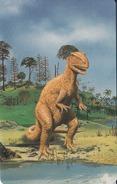 LIBERIA - Dinosaur, Liberia Phone 200 Units, Tirage 20000, Used