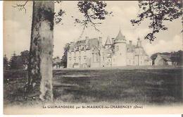La Guimandiere Par St-Maurice-les-Charencey (Orne) Petit Coup En Bas - France