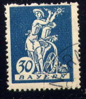 BAVIERE - 181° - BAVARIA - Bavière