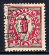 BAVIERE - 186° - MADONE - Bavière