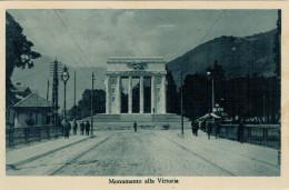 BOLZANO      MONUMENTO  ALLA  VITTORIA            2 SCAN     (NUOVA) - Bolzano (Bozen)