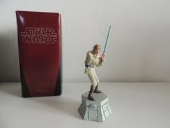 Star Wars De Agostini Scacchi Chess Metallo 1/24 Luke Skywalker Hand Painted - Prima Apparizione (1977 – 1985)