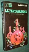 MARABOUT SCIENCE FICTION N°392 : Le Pentagramme  //Vladimir Colin - 1972 - Très Bon état - Marabout SF