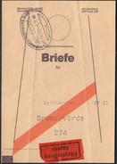 Germany 9. 11. 1985 / Bahnpost Karte / Hannover - Oldenburg / ZUG 14182 - Trains