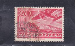 HONGRIE    1936  Poste Aérienne  Y. T.  N° 36  Oblitéré - Gebraucht