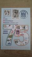 Carte Maxi Illustration De Roland Irolla : Anniversaire Du Club De Reims - Maximum Cards