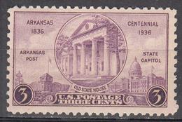 UNITED STATES   SCOTT NO. 782     MNH       YEAR  1936 - Nuevos