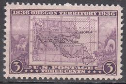 UNITED STATES   SCOTT NO. 783     MNH       YEAR  1936 - Nuevos