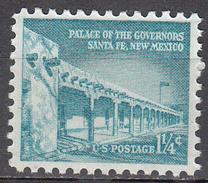 UNITED STATES   SCOTT NO. 1031A    MINT HINGED       YEAR  1954 - Nuevos