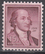UNITED STATES    SCOTT NO. 1046    MNH      YEAR  1954 - Unused Stamps