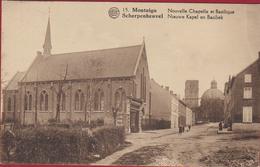 Scherpenheuvel Nieuwe Kapel En Basiliek Montaigue ZELDZAAM Geanimeerd - Scherpenheuvel-Zichem
