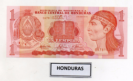 Honduras - 2003 - Banconota Da 1 Lempira - Nuova -  (FDC3666) - Honduras