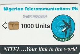 Nigeria - Earth Station 1000