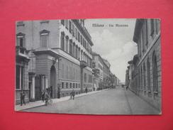 MILANO.Via Moscova - Milano