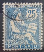 FRANCE 1902-03 PORT SAID FRANCE COLONIE - Port Said (1899-1931)