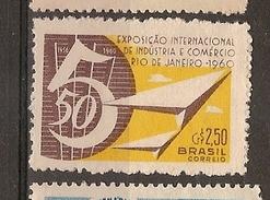 Brazil * & International Exhibition Of Industry And Commerce, Rio De Janeiro 1960 (699) - Brésil