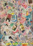 2000 DIFFERENT STAMPS WHOLE WORLD, WITH MANY COMMEMORATIVES LARGE PART LATIN AMERICA!!! - Lots & Kiloware (mixtures) - Min. 1000 Stamps