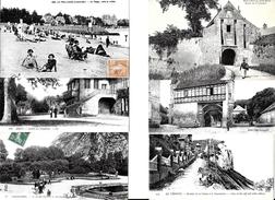 Lot De 480 Cartes Postales Anciennes En Bon état. - 100 - 499 Cartes