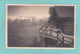 Old/Antique? Postcard Of Cafe Belvedere,Seilbahn?,Q66. - Postcards