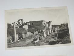 OSTIA ANTICA ROMA Via Degli Horrea  Da Vedere Piccola BN  NV - Roma