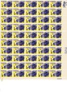 PIONEER * JUPITER; 50 Stamp - Sheet - Blocks & Kleinbögen