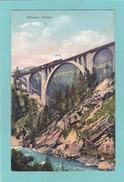 Old/Antique? Postcard Of Wiesener Viaduct,Graubünden, Switzerland.,Q66. - Altri
