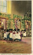 GUATEMALA C.A. Indian Worshipers, Chichicastenango - America