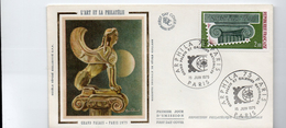 FDC - Arphila 75 - 15/6/1975 Paris ( YT 1831) - FDC