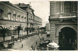 ITALY - Napoli - Museo - Nicely Animated - RPPc - Napoli