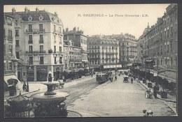Grenoble - La Place Grenette - ER N°31 - Voir 2 Scans - Grenoble