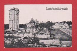 Grafenwoehr  --  Truppenuebungsplatz --  Bayern Minenwerfer Ers Bat - Grafenwoehr