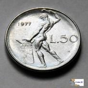 Italia - 50 Lire - 1977 - 50 Liras