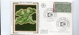 FDC - Arphila 75 - 15/6/1975 Paris ( YT 1832) - 1970-1979