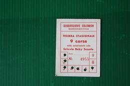 BARDONECCHIA - SCIOVIA BABY COLOMION - 1972 - Sport Invernali