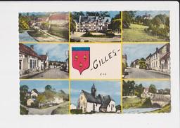 28 Gilles Multi Vue 9 Vues Edit Herault N°28 - Other Municipalities