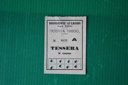 GHIGO DI PRALI - SCIOVIA GHIGO  - 1970 - Sport Invernali