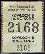 HONG KONG # - 1997-... Région Administrative Chinoise
