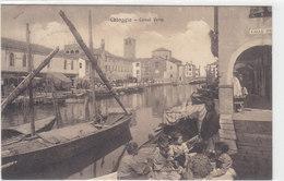 Chioggia - Canal Vena - 1913     (A25-110212) - Chioggia