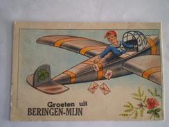 Beringen - Mijn (Beringen - Mijnen) // Groeten Uit (fantasie) 1945 - Beringen