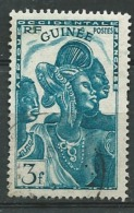 Guinée Française    - Yvert N° 143 Oblitéré   -  Abc 20028 - Used Stamps