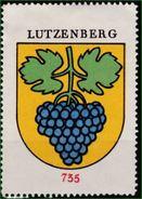 Sammelbilder, Kaffee Hag, Coffeinfreier Bohnen - Kaffee Nr: 735 Lutzenberg - Tea & Coffee Manufacturers