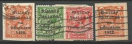 LOT IRLANDE OBL TB - 1922 Provisional Government