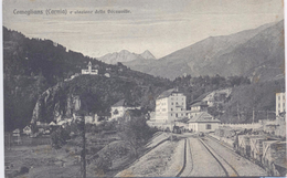 Comeglians Udine Stazione Ferroviaria - Udine