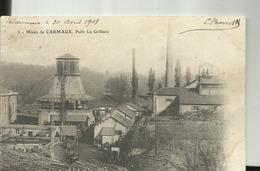 D81 - MINES DE CARMAUX  -  Puits LA GRILLATIE  -  PRECURSEUR  1903 - Carmaux