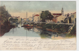 Adria - Canal Bianco - 1909     (A25-110212) - Altre Città