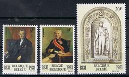 Belgie OCB 2001 / 2003 (**) - Belgien